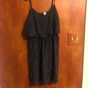 Divided by H&M Polka Dot Dress